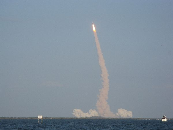 The Last Space Shuttle Discovery Launch: An Experience that I will Never Forget