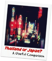 Thailand or Japan