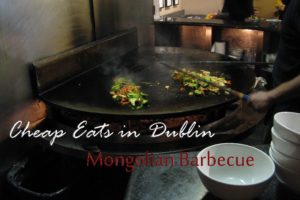 Budget Dining Restaurant in Dublin:  Healthy, Inexpensive Cuisine at Dublin's Mongolian Barbecue
