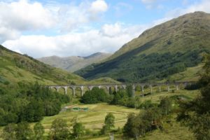 Fabulous Friday Foto: The Glenfinnan Viaduct in Scotland