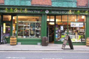 Best Pubs for Irish Whiskey in Dublin