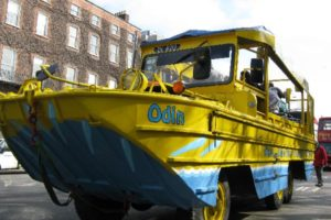 What to do in Dublin: Viking Splash Tours (the BEST tour in Dublin!)