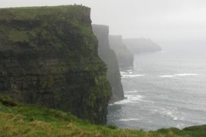 Fabulous Friday Foto: Famous Cliffs in Ireland – The Cliffs of Moher