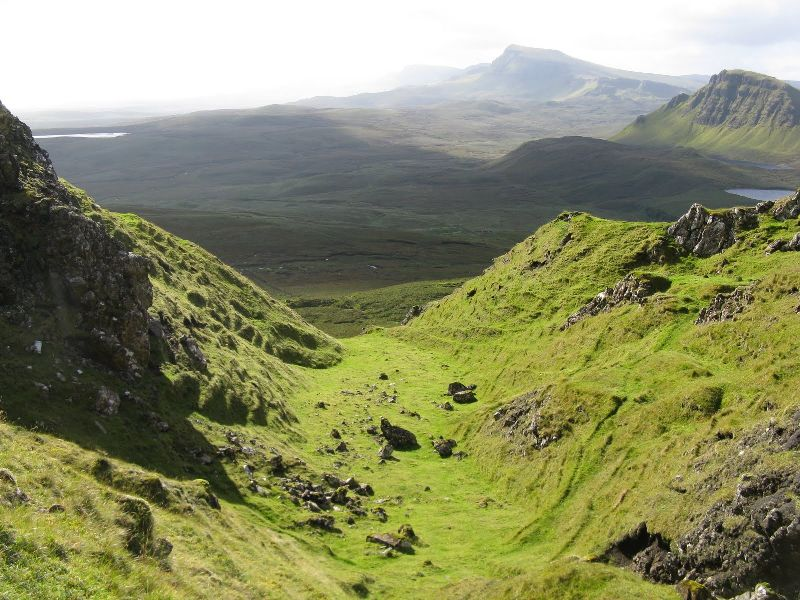The Isle Of Skye Scotland: Awe Inspiring Scenery on Scotland's West Coast