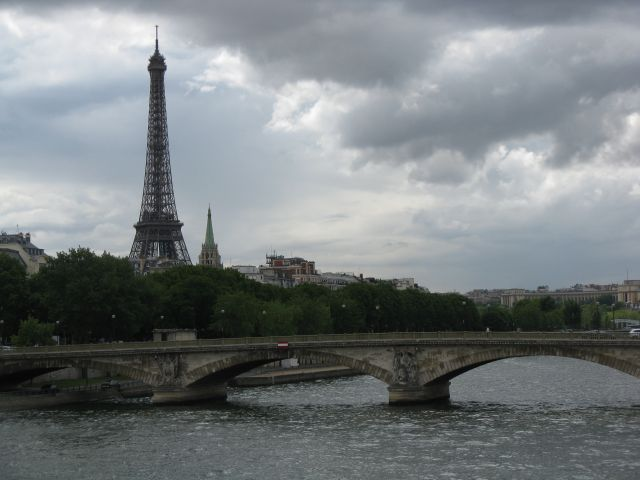 I want to 'Go with Oh' to Paris!