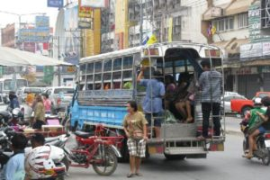 Transportation Options In Thailand