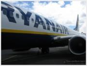 Ryan Air Airplane