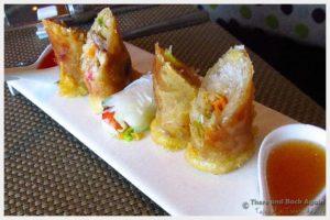 Holland America Dining: Tamarind
