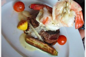 Fine Dining at the Holland America Pinnacle Grill