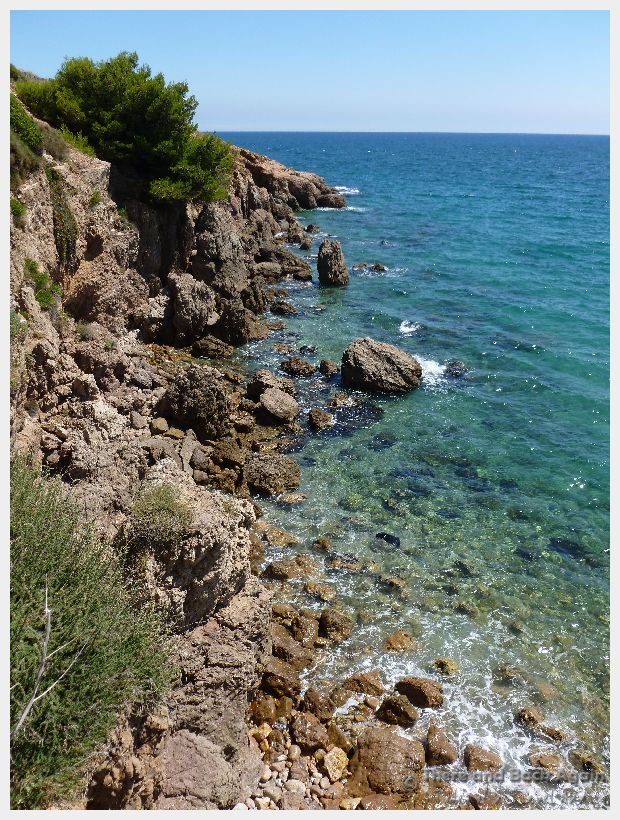 Fabulous Friday Foto: The South of France – Endless Miles of Sun Kissed Coastline