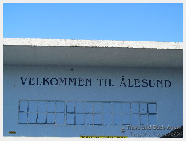 Welcome to Alesund Norway!