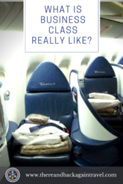 What is Business Class Really Like?