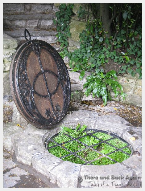 Fabulous Friday Foto: Chalice Well, England