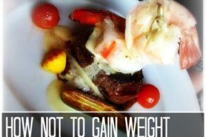 What NOT to Eat on a Cruise Ship and Other Cruise Tips to Avoid Weight Gain on a Cruise