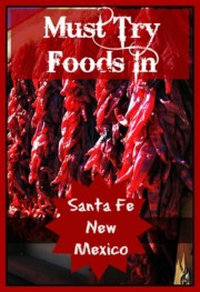 Food in Santa Fe