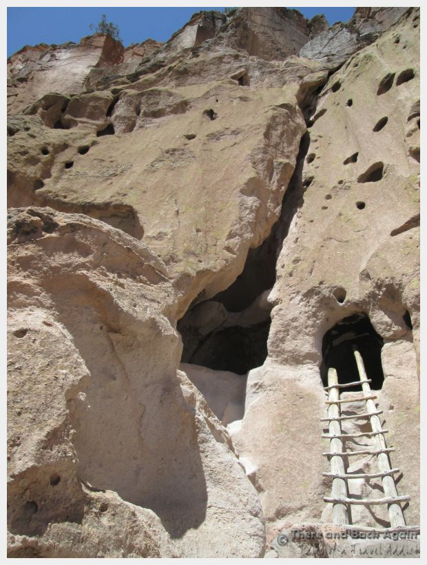 Things to do in Santa Fe: Ancient Cliff Dwellings in Bandelier National Monument