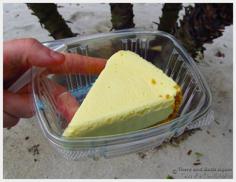 Eating at The Florida Key Lime Pie Company Cocoa Beach – Key Lime Pie MAGIC!