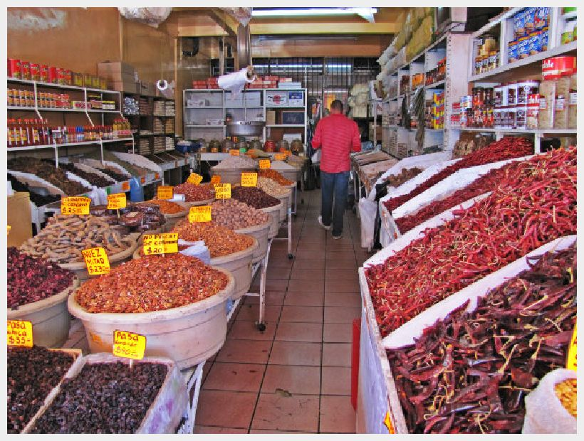 Markets of the World: Mercado Hidalgo, Tijuana Mexico