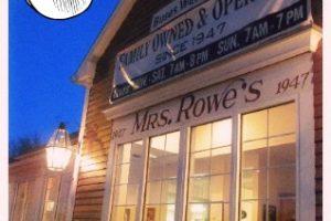 Mrs. Rowe's:  One of the Best Restaurants in Staunton VA
