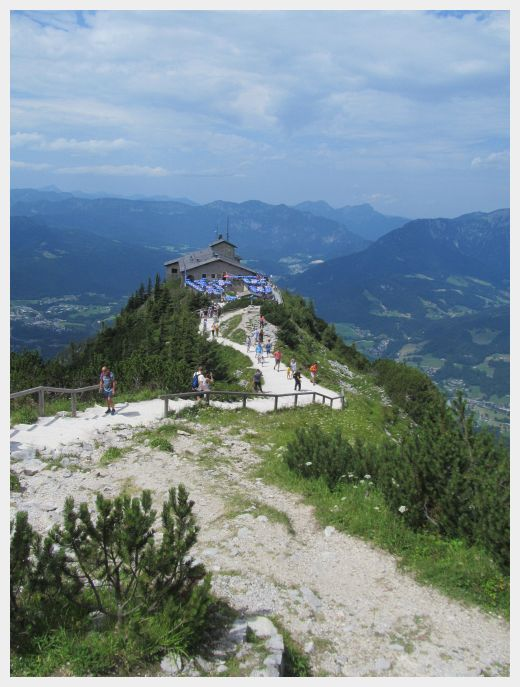 Berchtesgaden Eagle's Nest - Austria and Switzerland Itinerary