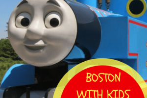 Visiting Edaville Thomas Land – An AMAZING Daytrip for Toddlers Near Boston