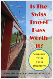 Is the Swiss Travel Pass Worth It?