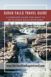 Sioux Falls Travel Guide - What to do in Sioux Falls with Kids