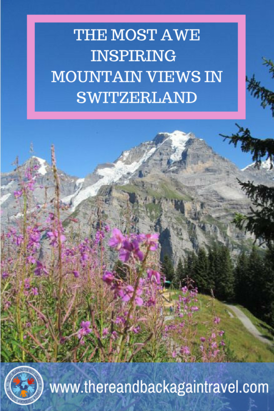 The Best Mountain Views in Switzerland - Schilthorn Bahn