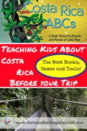 Costa Rica Books for Kids