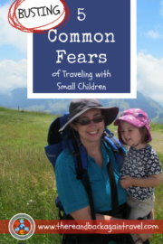 Fear of Traveling with Children