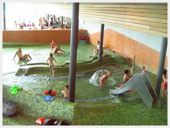 what to do in Zurich when it rains-Bodensee Therme, a daytrip from Zurich