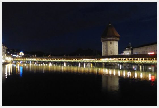 Lucerne Switzerland - Austria and Switzerland Itinerary