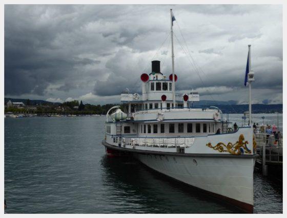 what to do in Zurich when it rains-A Zurich Lake Cruise