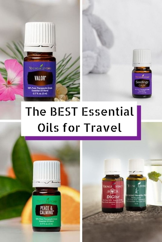 The Best Essential Oils for Travel
