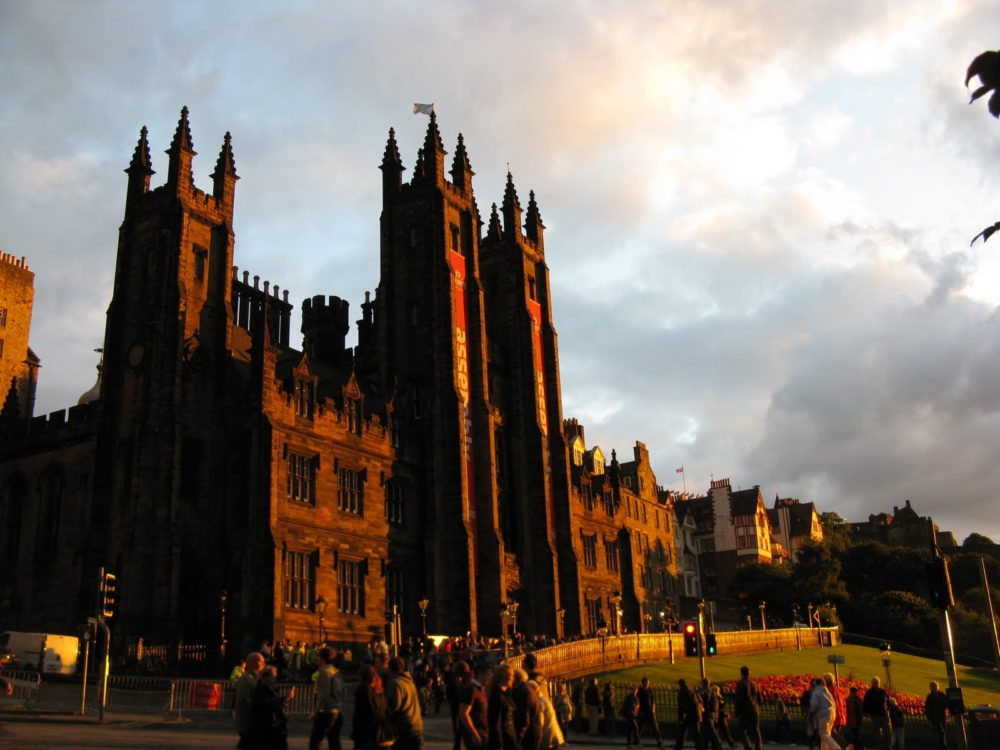 Fabulous Friday Foto: Photo of Edinburgh, Scotland