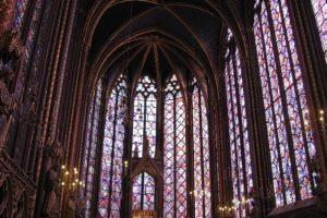 Fabulous Friday Foto: Inside Sainte Chapelle in Paris