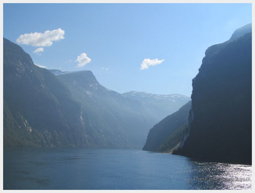 Fabulous Friday Foto: Geiranger Fjord in Norway