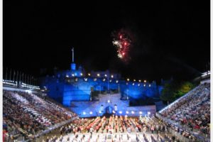 The Edinburgh Military Tattoo: A MUST Add to Your Edinburgh Itinerary