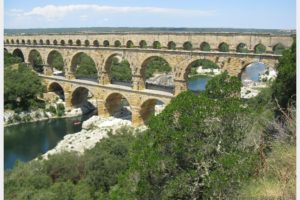 Fabulous Friday Foto: Pont du Gard Aqueduct, France