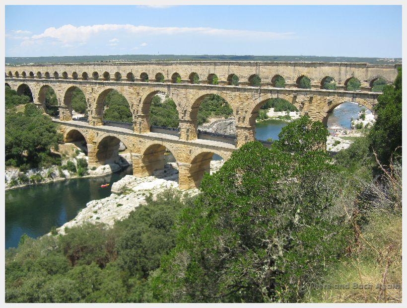 Fabulous Friday Foto: Pont du Gard Aqueduct, France