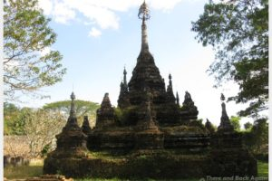 Fabulous Friday Foto: A 1,000 Year Old Temple in Chiang Dao Thailand