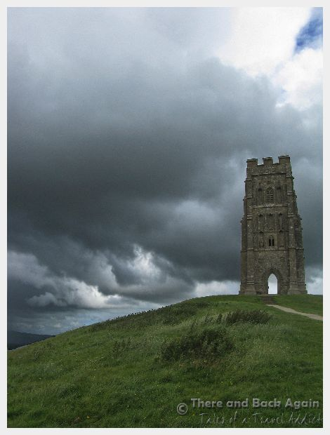 Fabulous Friday Foto: Glastonbury Tor