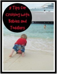 8 Tips for Cruising with a Baby and a Toddler
