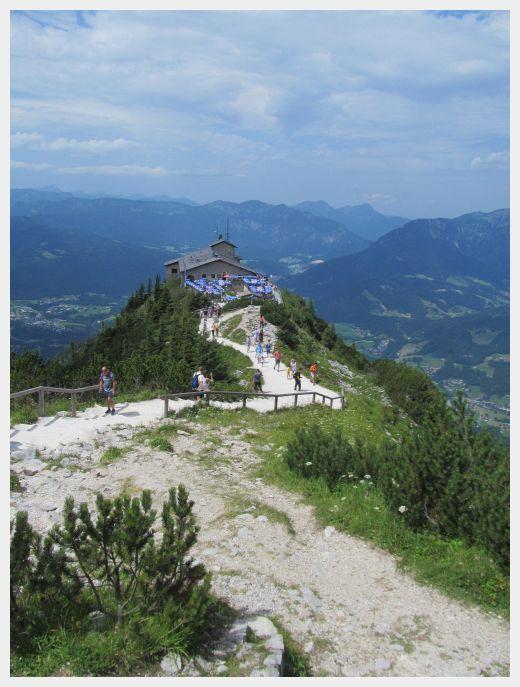 Berchtesgaden Eagle's Nest - Austria and Switzerland Itinerary