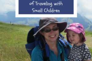 Busting 5 Common Fears of Traveling with a Toddler