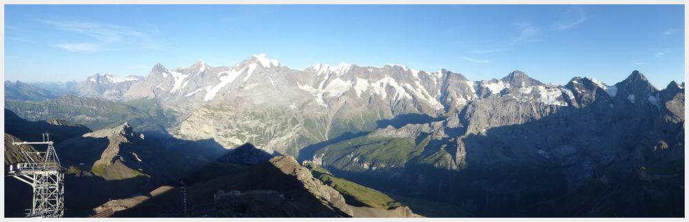 Schilthorn - Austria and Switzerland Itinerary