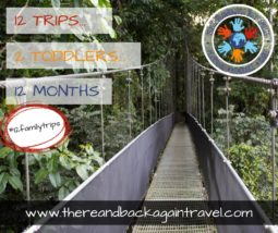 Visiting Costa Rica with kids