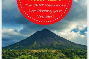 Planning a Family Trip to Costa Rica: The Best Resources from Real Families Who Have Been There!