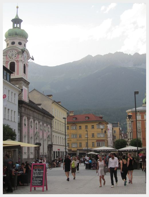 Innsbruck, Austria - Austria and Switzerland Itinerary