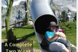 A Complete Two Week Austria and Switzerland Itinerary with Kids